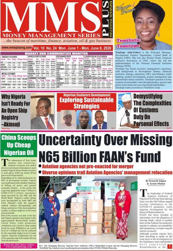 MMS Plus Newspaper Vol 10, No 24