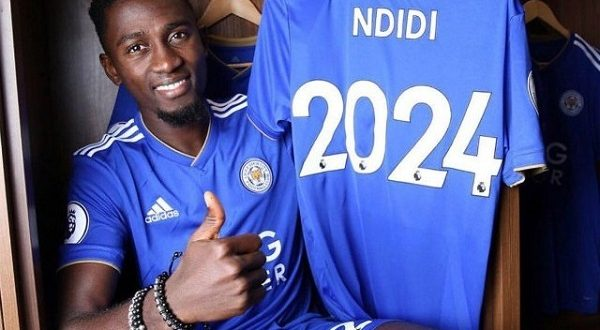 On paper, Ndidi is world's most-sought-after midfielder