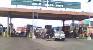 Customs generate N117.8bn from Tin Can port