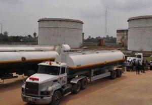 Petrol imports tumble 72.65% as COVID-19 hits demand