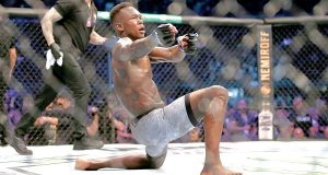 Adesanya's net worth hits $2 million as UFC middleweight champion