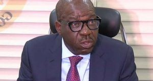 Obaseki presents disputed certificates as INEC lists 14 for Edo governorship poll