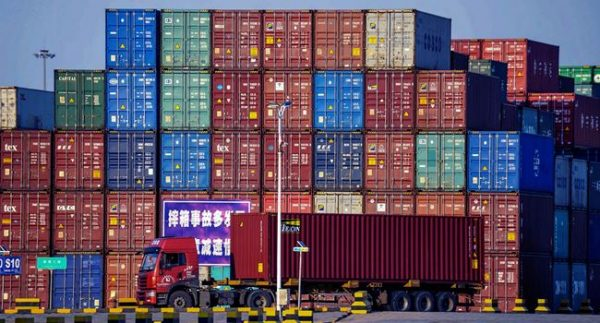 Nigeria's exports to China, India, others hit N1.87tn