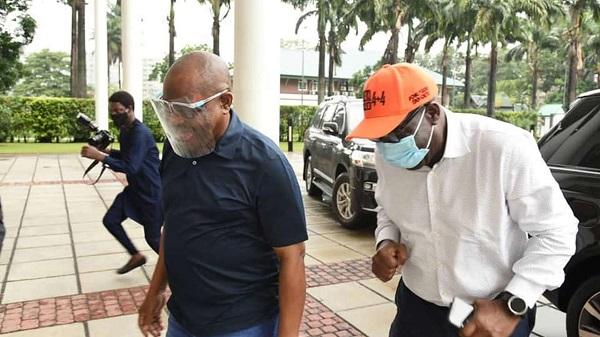 Obaseki, Wike hold secret talks