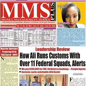 MMS Plus Newspaper Vol 10, No 26