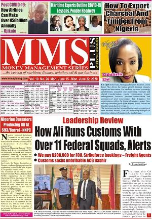 MMS Plus Newspaper Vol 10, No 26