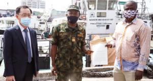 Piracy: Nigeria Hands Over Intercepted Vessel, 51 Crew Members