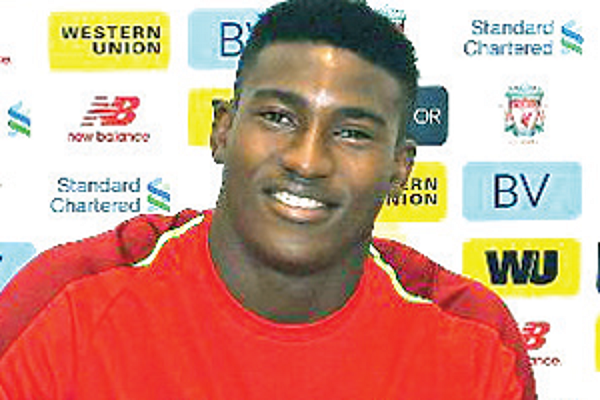 Awoniyi regains consciousness after head injury