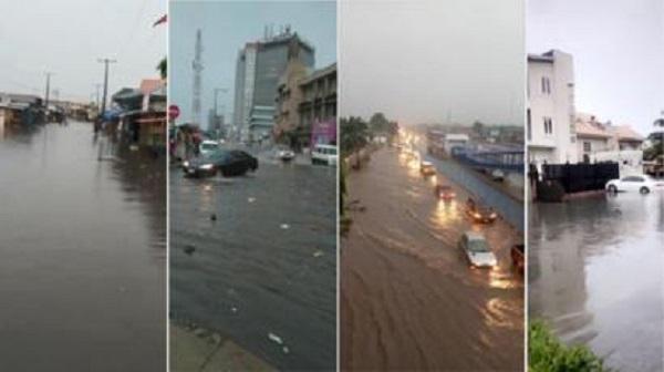 Managing Floods In Lagos