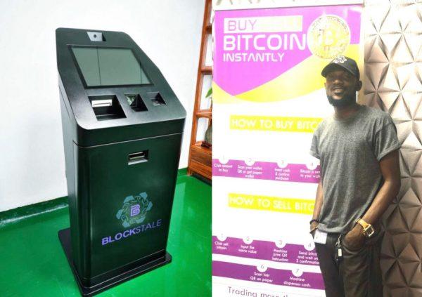 Bulls: Nigeria's First Bitcoin ATM