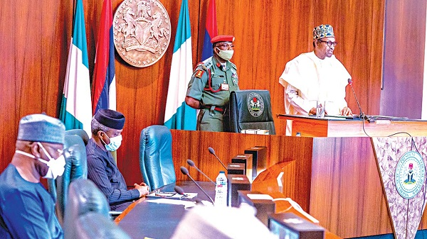 Buhari inaugurates N1 trillion gas pipeline to boost electricity, others