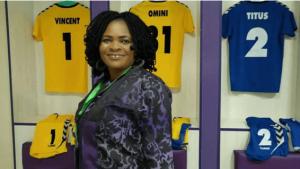 Nigerian football mourns as Ukaigwe, foremost women football figure, dies