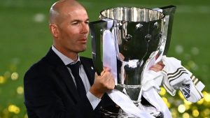 Zidane silences the doubters by bringing Real Madrid back to life