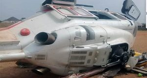 Poor landing technique caused Osinbajo helicopter crash – AIB