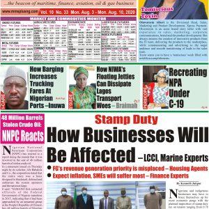 MMS Plus Newspaper Vol 10, No 33