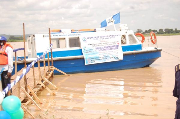Improving Safety On Nigerian Inland Waterways