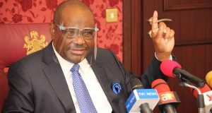 Wike accuses APC of plot to disrupt Edo polls