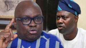 I'll confront Makinde over Ekiti PDP leadership, others –Fayose