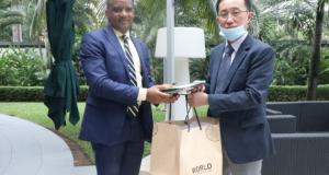 Nigeria, Korea Deepen Partnership On Shipping Development
