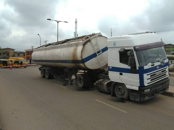 80% of petrol tankers lack safety features – MOMAN