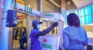 Attaining Speedy C-19 Screening At Nigerian Airports
