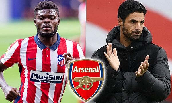 Arsenal reportedly agree £250,000-a-week Partey deal
