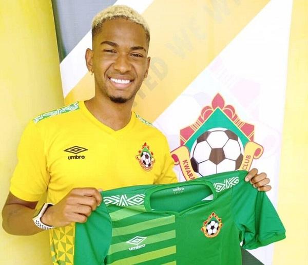Brazillian winger Alves joins Kwara United on one-year deal