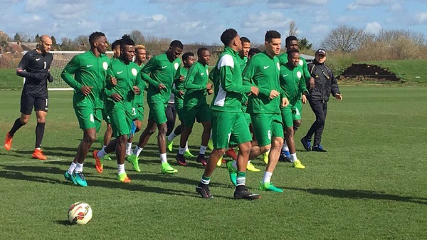 Super Eagles need 15 players to escape CAF disqualification
