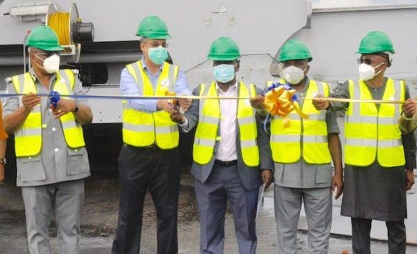 WACT inaugurates $15m port equipment