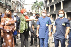 Terminal operators visit NPA, assure management of support