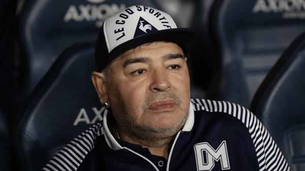 Diego Maradona hospitalised in Argentina