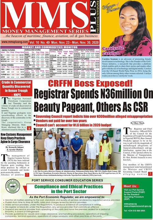 MMS Plus Newspaper Vol 10, No 49