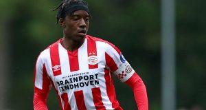 Nigeria battles England for former Tottenham wonderkid Noni Madueke