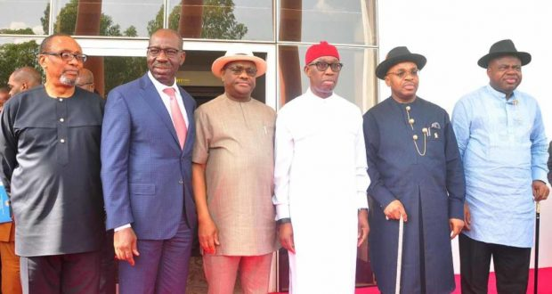 Rivers summit: S'South govs, leaders demand restructuring, Amaechi absent