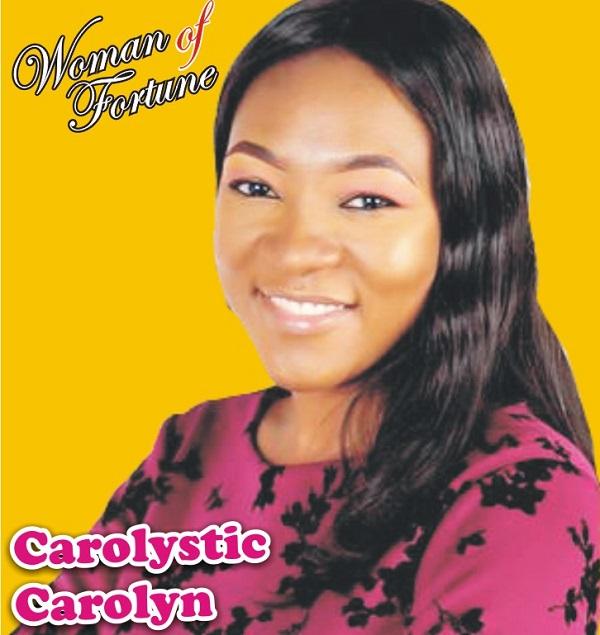 Carolystic Carolyn