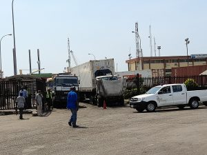 Tin Can Port Crisis: Truckers Lament Extortion, Over 40 Ships Stranded