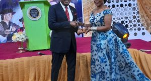 ANLCA President Bags Freight Forwarder of The Decade Award
