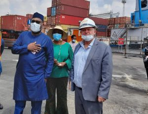 Port Congestion: Over 40 Vessels Waiting At Tin Can Island Port