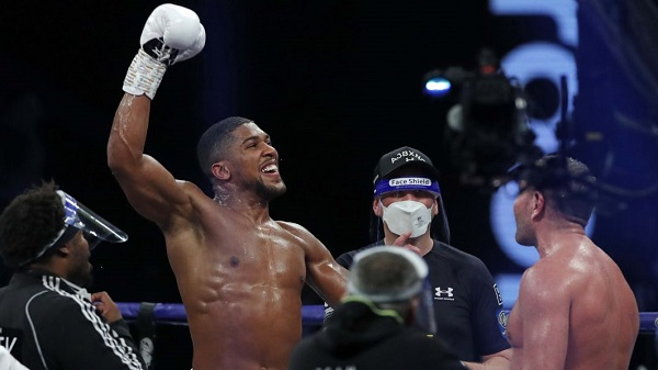 I could beat Fury twice, then circle back to reclaim WBO title, says Joshua