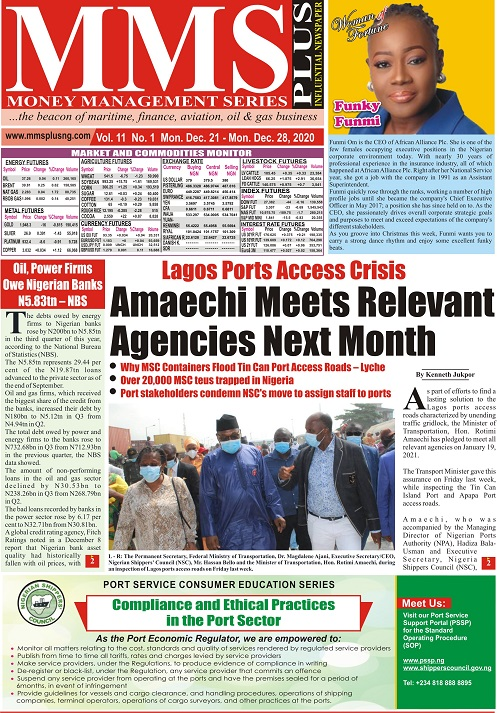 MMS Plus Newspaper Vol 11, No 1