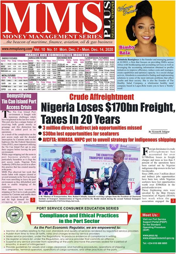 MMS Plus Newspaper Vol 10, No 51