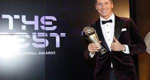 Lewandowski beats Ronaldo, Messi to FIFA's award