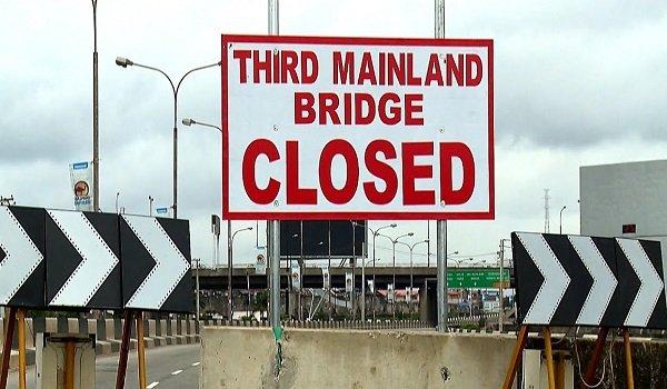 Third Mainland Bridge shut for three days
