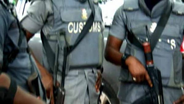 Customs impounds 42 drums of explosives from Benin Republic