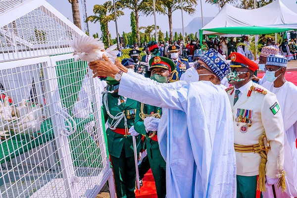 BEARS: Buhari's Disabled Pigeon