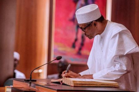 Buhari signs 2021 budget, to unfold borrowing plans soon