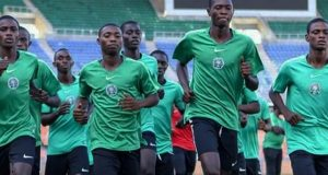 Amoo confident as Golden Eaglets battle Young Elephants