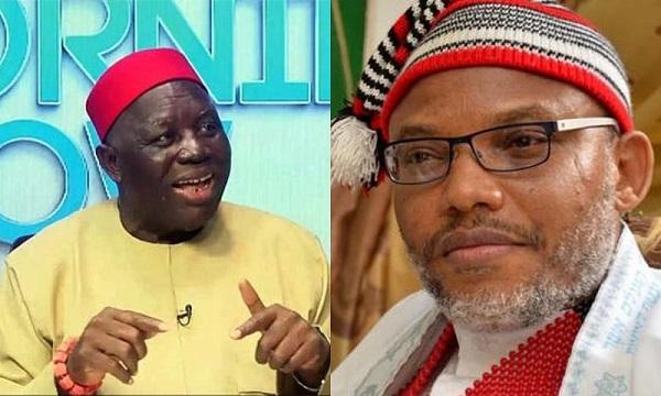 Biafra above Kanu's capacity to decide, says Ohanaeze