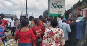 [BREAKING] NIN: NIMC workers commence strike over funding, exposure to COVID-19