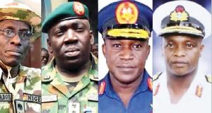 20 generals may go as Buhari replaces Buratai, service chiefs